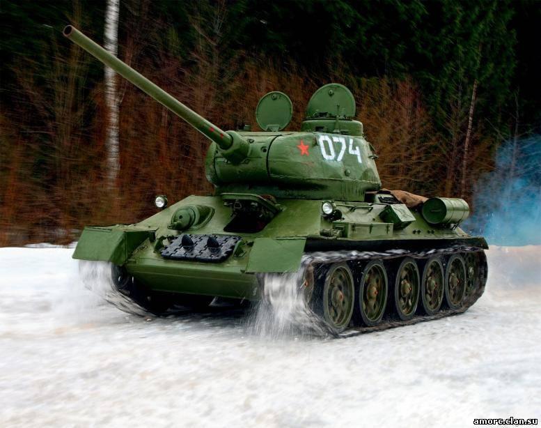 танки т 34 фото изнутри